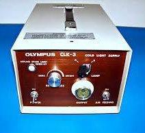 Refurbished Olympus CLK-3 Light Source