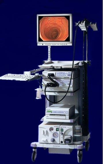 Olympus EVIS EXERA II CV-180 Series Endoscopy System product image