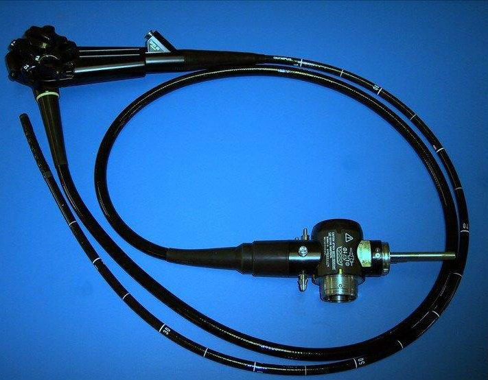 Refurbished Olympus GIF-XQ140 Gastroscope